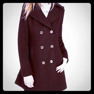 Michael Kors Double Breasted Coat. Size XXS